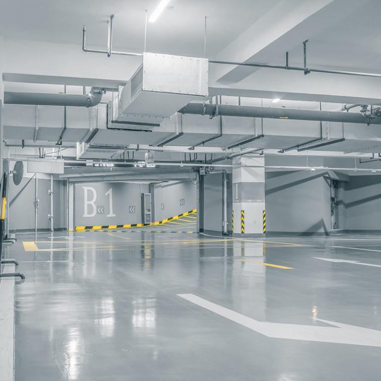 Jumbo Cleaning Schoonmaken van parkings en garages